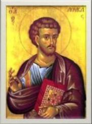 St. Luke Icon / Ikona Sv. Luke